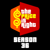 Price is Right Season 36 Logo