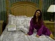 Brandi in Satin Sleepwear-5