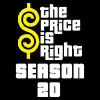 Price is Right Season 20 Logo