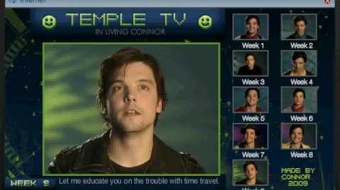 Primeval 3x09 - Temple TV Episode 9