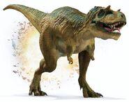 PNW Albertosaurus