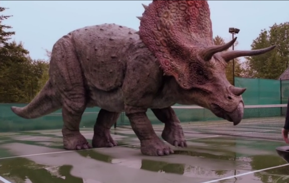 Triceratops  Anomaly Research Centre  FANDOM powered by Wikia