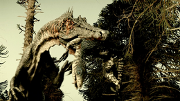 4x1 SpinosaurusKillsRaptor