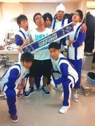 Higa (Backstage)