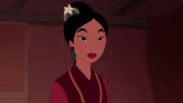 Image Mulan S Wedding Dress Png Disney Princess