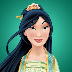 Mulan disney princess fairies wiki fandom powered by - Princesse mulan ...