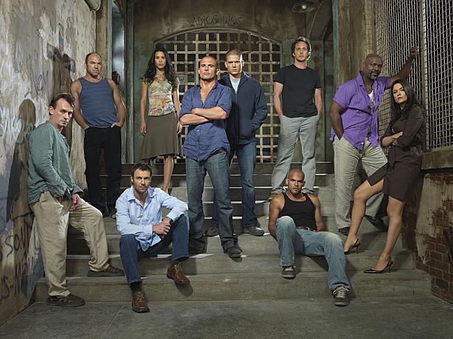 Znalezione obrazy dla zapytania prison break sezon 3