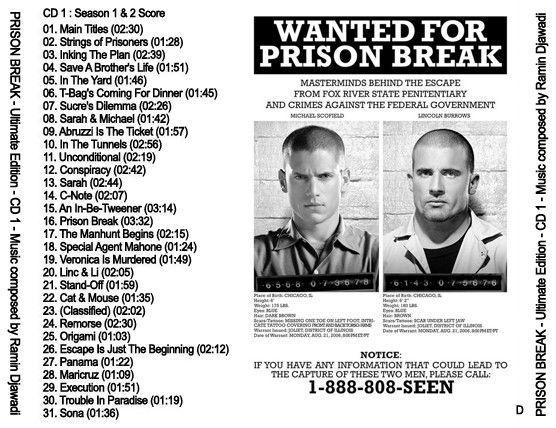 prison break season 1 movie  torrent