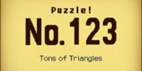 Tons of Triangles