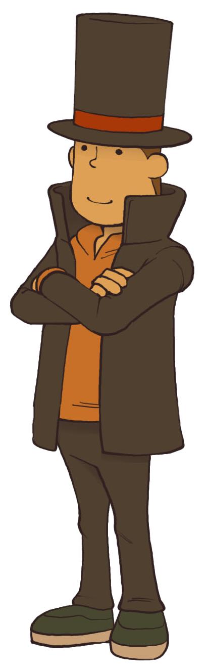 Profesor Layton Wiki Zona De Pruebas Profesor Layton