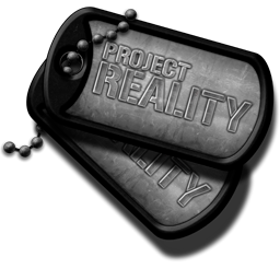 Project Reality Dogtags Logo 256