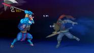 Dokugozu Solo Attack
