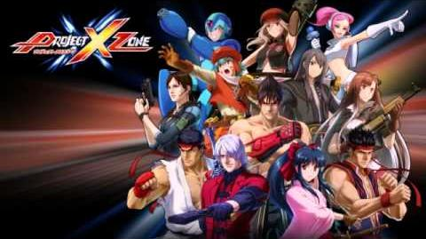 Music Project X Zone -Open Fire-『Extended』