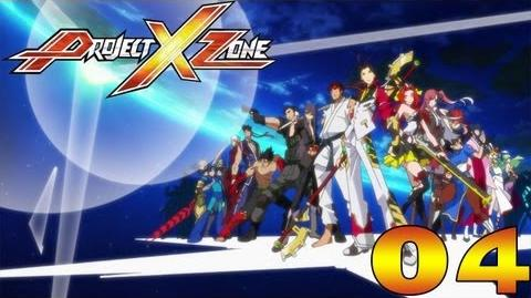 Project X Zone - English Walkthrough Part 4 Prologue 4 The Man the Devils Fear HD