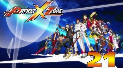 Project X Zone - English Walkthrough Part 21 Chapter 12 Fury Sparks 1 2 HD