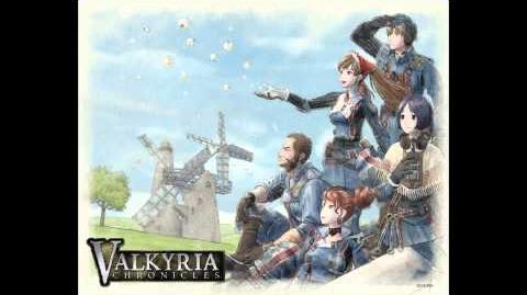 Music Project X Zone -Valkyria Theme-『Extended』