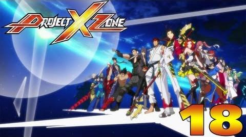 Project X Zone - English Walkthrough Part 18 Chapter 10 The King of Iron Fist 2 2 HD