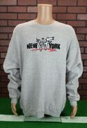 WWF New York Grey Sweatshirt