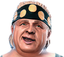 Dusty Rhodes headshot
