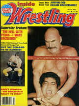 Inside Wrestling - March 1983