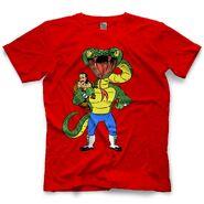 Jake Roberts Snake Roberts T-Shirt