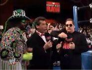 Announce Team 1-11-93 Raw