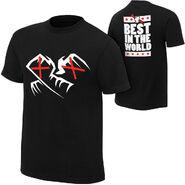 CM Punk Crimson X Special Edition T-Shirt