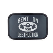 Mark Henry Belt Buckle