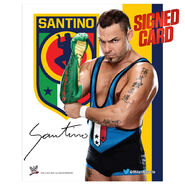 Santino Signed Photo