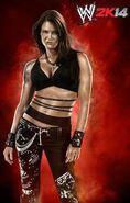 WWE2k14 Lita
