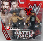 WWE Battle Packs 44 Sami Zayn & Kevin Owens