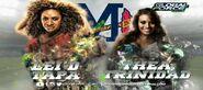 GFW Grand Slam Tour 2015 Day3 Tapa vs Trinidad