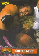 1999 WCW-nWo Nitro (Topps) Bret Hart 2