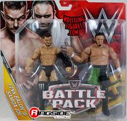 WWE Battle Packs 43.5 Finn Balor & Samoa Joe