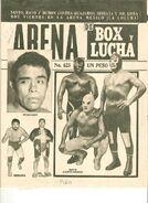 Box y Lucha 625