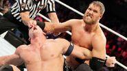 Curtis Axel versus John Cena