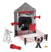WWE Slam City Breakdown Assault Vault Playset