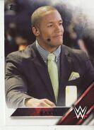 2016 WWE (Topps) Byron Saxton 12