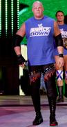 Kane smackdown roster member
