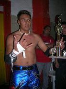 Azteca Warrior 1