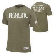Big Show WMD Authentic T-Shirt