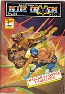 La Leyenda de Blue Demon 54