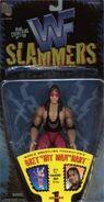WWF Slammers 1 Bret Hart