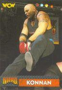 1999 WCW-nWo Nitro (Topps) Konnan 30