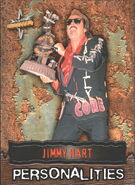 1999 WCW Embossed (Topps) Jimmy Hart 47
