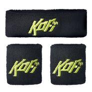 Kofi Kingston I Can Fly Sweatband Set