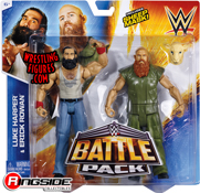 WWE Battle Packs 31 Erick Rowan & Luke Harper