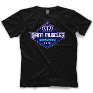 Brad Maddox Giant Muscles T-Shirt