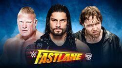 FL 2016 Triple threat match