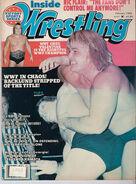 Inside Wrestling - February 1982